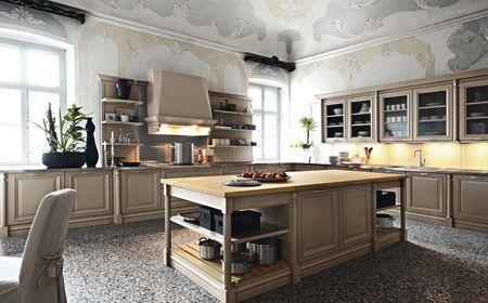 Фото 5. Итальянские кухни