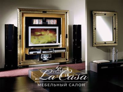 Стенка Frame Art Deco от фабрики Vismara из Италии - фото №1