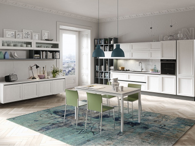 Кухня Magistra White от Aran Cucine на заказ
