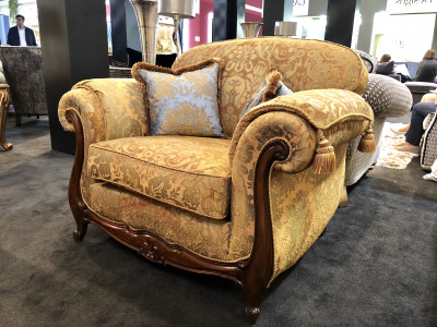 Кресло Montpellier (1,5 seater) от Gascoigne Designs в наличии